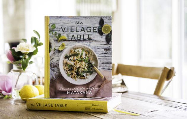 The Village Table Cookbook Matakana Image of the book Photo Credit Lola Media / Lori Satterthwaite